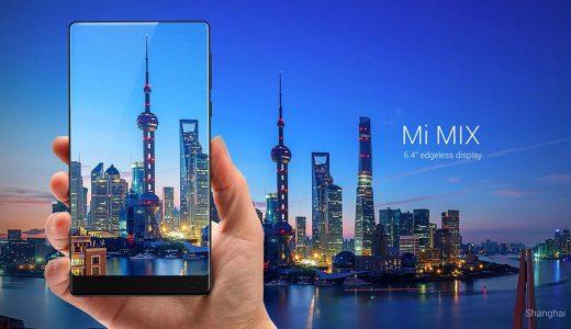 2018年SIMフリー最高スペックスマホ端末|Xiaomi Mi Mix レビュー
