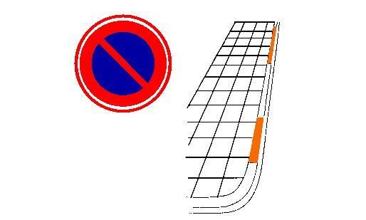 停車 禁止 場所 駐