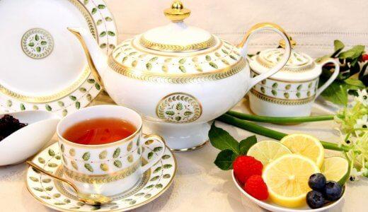 ラプサン・スーチョンの紅茶ブランドと飲めるレストラン&カフェ